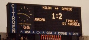 Serie B 1982/83, Milan-Cavese 1-2