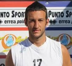 Manuel Nocciolini, attaccante del Gavorrano