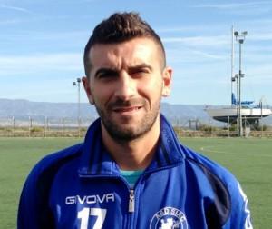 Il centrocampista Davide Romano