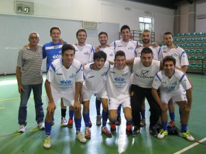 La squadra della Siac