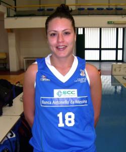 Valentina Ripellino (Rescifina), 23 punti realizzati