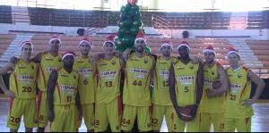 I giocatori della Sigma Barcellona augurano ai propri tifosi un sereno Natale