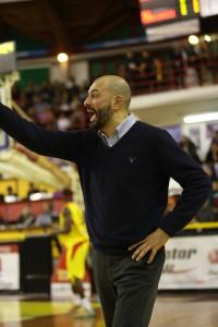Maurizio Buscaglia (all. Aquila Trento)