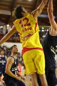 Demian Filloy, miglior marcatore di Barcellona con 20 punti