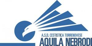 """Logo dell'ASD Cestistica Torrenovese """"Aquila Nebrodi"""""""