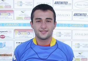 Giorgio Comandè (attaccante della Trinacria)