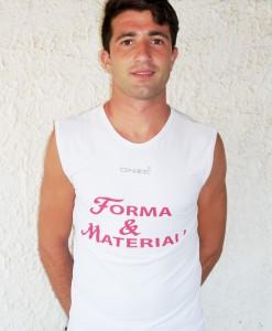 L'attaccante Joele Capitti (scatto di R.S.).