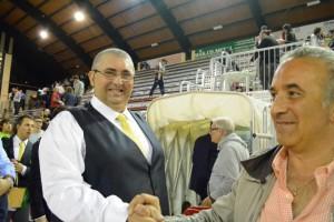 La soddisfazione di Stefano Pillastrini (Torino)