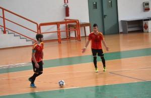 Daniele De Luca e Davide La Valle in azione