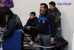 L'appassionato dirigente brolese Alderigo Dainotti