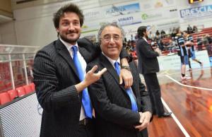 Gianmarco Pozzecco ha dedicato il successo al Dg Venza