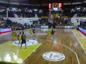 Azione di gioco del match Barcellona-Torino