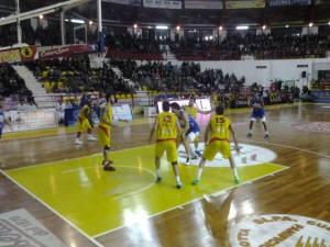 Cuccarolo (Brescia) sfida la difesa di Barcellona