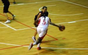 Giusy Onugha, miglior realizzatrice del match con 19 punti