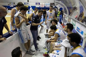 Time out dell'Upea Capo d'Orlando