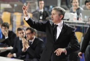Il nuovo allenatore della Sigma Barcellona Marco Calvani