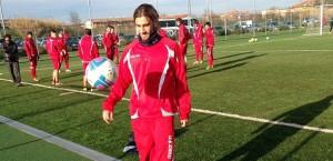 Elio Nigro è del Rimini (foto tratta da Riminicalcio.com)