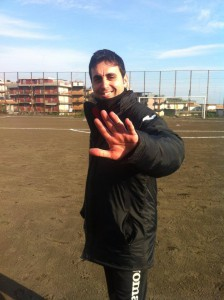 Andrea Argento (responsabile provinciale CSEN settore calcio)