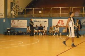 La panchina della Mia Basket