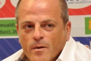 Il direttore sportivo del Teramo Marcello Di Giuseppe