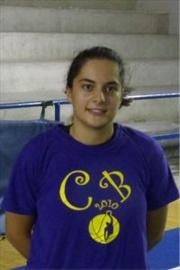 Un primo piano di Sara Sciliberto (Castanea) autirce di 12 punti