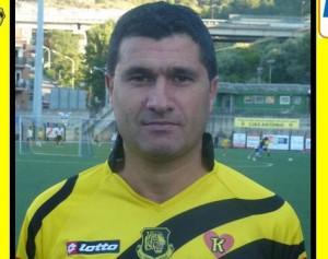 Il mister Pippo Perdicucci
