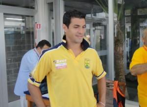 L'attaccante Gerardo Masini si è appena svincolato dall'Ischia, al pari di Nigro