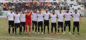 La formazione titolare del Messina, tornato dopo quattro mesi al successo al San Filippo