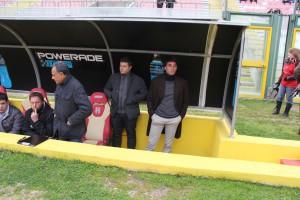 Gianluca Grassadonia sulla panchina del Messina