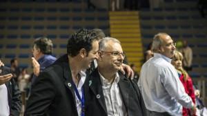 La soddisfazione dell'allenatore peloritano Nino Molino