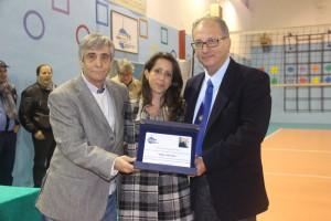Mario De Marco, Laura Mirabile e Marcello Cottone