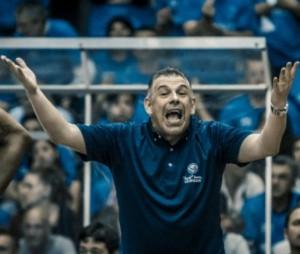 Coach Alberto Martelossi