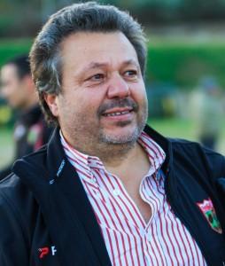 Il presidente Nello Arena (foto Vincezo Nicita)