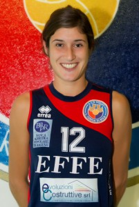 Sara Casale (Effe Volley)