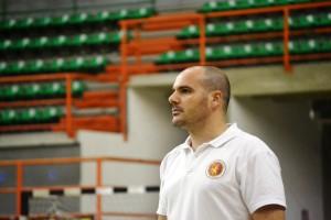 Stefano Bosco (tecnico Futsal Peloro Messina)