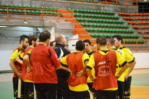 Time out Futsal Peloro Messina