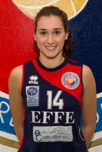 Verdiana Saporito (Effe Volley)