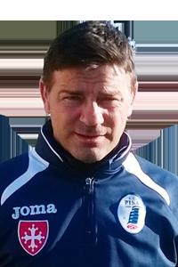 L'ex bandiera della Reggina Ciccio Cozza è adesso allenatore del Pisa