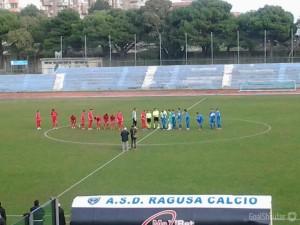 Vittoria con il minimo sforzo per l'Akragas, dal momento che il Ragusa ha lasciato il campo dopo appena 10'.