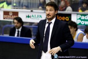 Gianmarco Pozzecco oggi è vice coach nel Cedevita, in Croazia