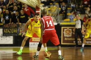 Gabriele Ganeto in difesa