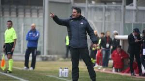 Il tecnico del Foggia Padalino, già compagno di squadra di Grassadonia. Per i pugliesi