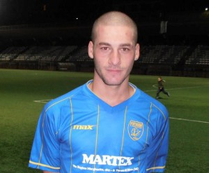Il match-winner Davide Costanzo