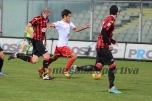 Il portoghese Ferreira ha raggiunto quota 9 reti realizzate tra campionato e Coppa Italia