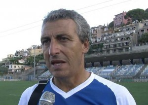 De Cento, allenatore Taormina