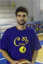 Il play Luca Restuccia (Castanea), decisivo con