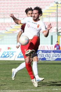 Vittorio Bernardo in azione  (foto Gabriele Maricchiolo)