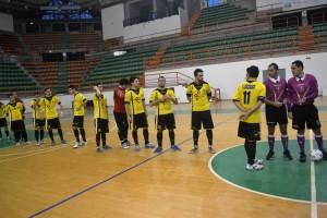 Giocatori Futsal Peloro