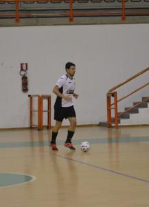 Giuseppe Coppolino in azione