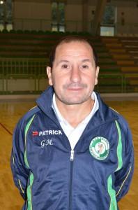 Il direttore sportivo Guido Mandini
